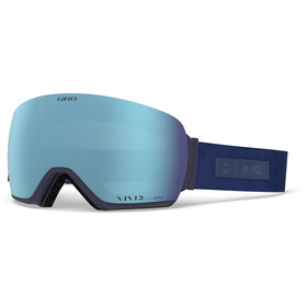 Giro Lusi Goggles Women midnight velvet/vivid royal/vivid infrared